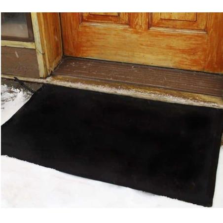 30x50cm, 23W, 230V, rubberen warmtemat 4mm dik met anti sliplaag voorzien van snoer met stekker en aan/uit schakelaar