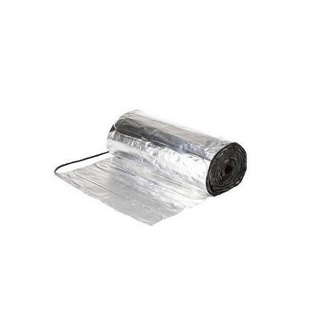60x120cm, 220W, 230V, rubberen warmtemat 4mm dik met anti sliplaag voorzien van snoer met stekker en aan/uit schakelaar