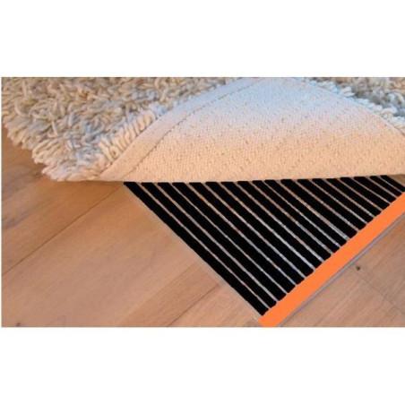 36x80cm, 70W, 230V, rubberen warmtemat 8mm dik met anti sliplaag voorzien van rubberen kabel 500cm en stekker