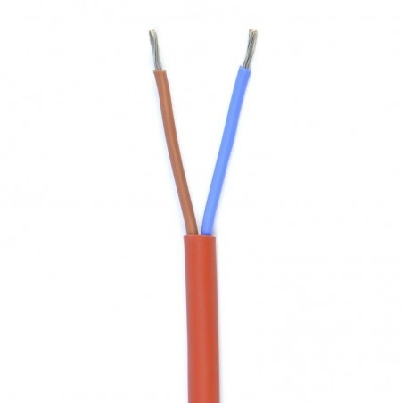 siliconen-kabel-2x1mm2-100mtr-rood