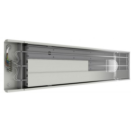 2400W infrarood heater hoog temperatuur Anticore coated